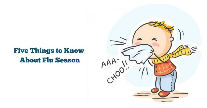 Five Things to Know About Flu Season