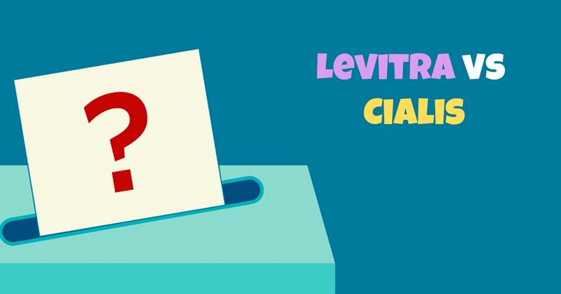Levitra vs Cialis
